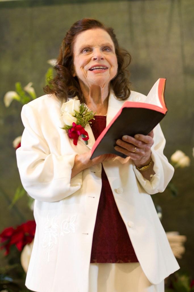 Verna Linzey Preaching 2